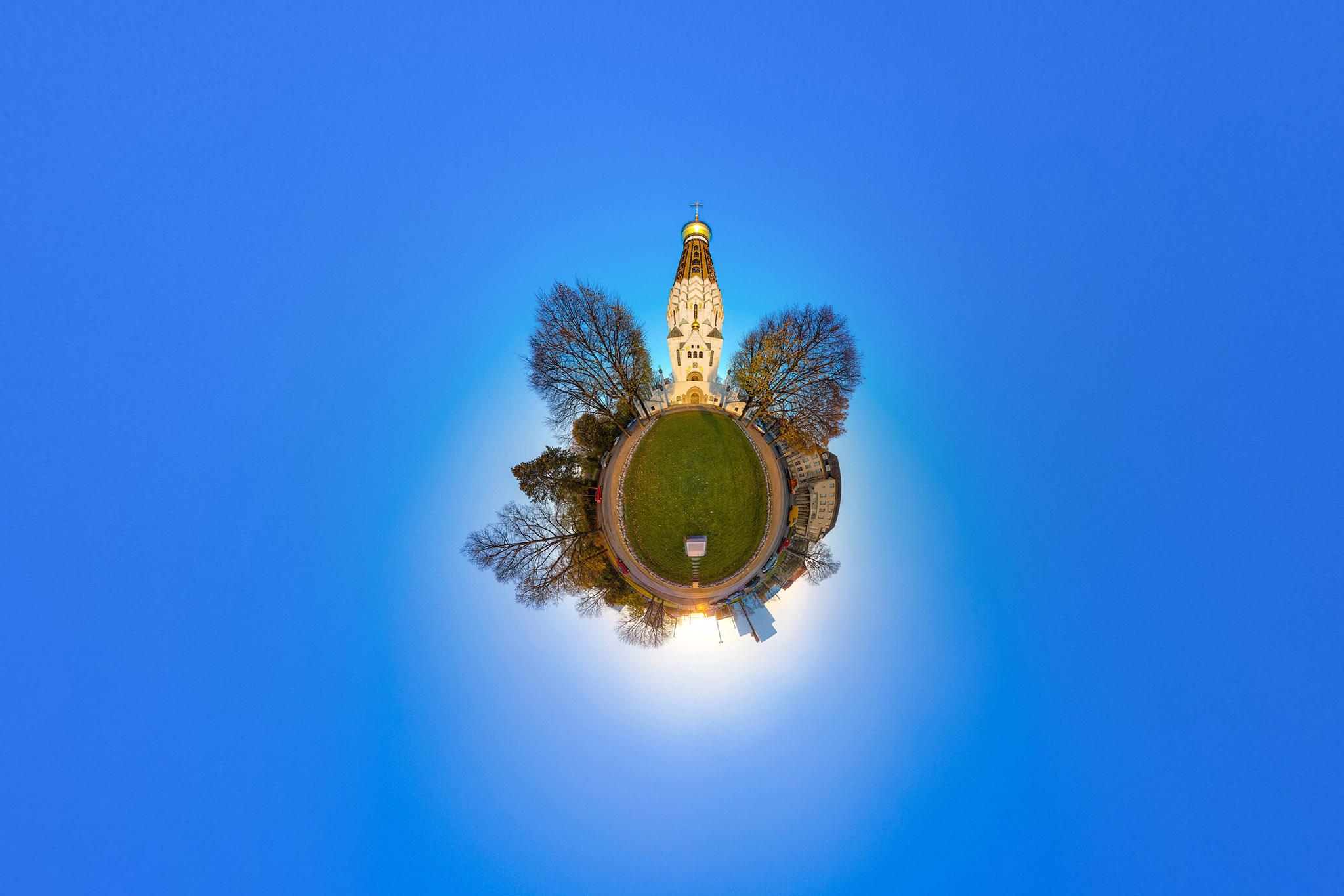 Kirchen-Planet